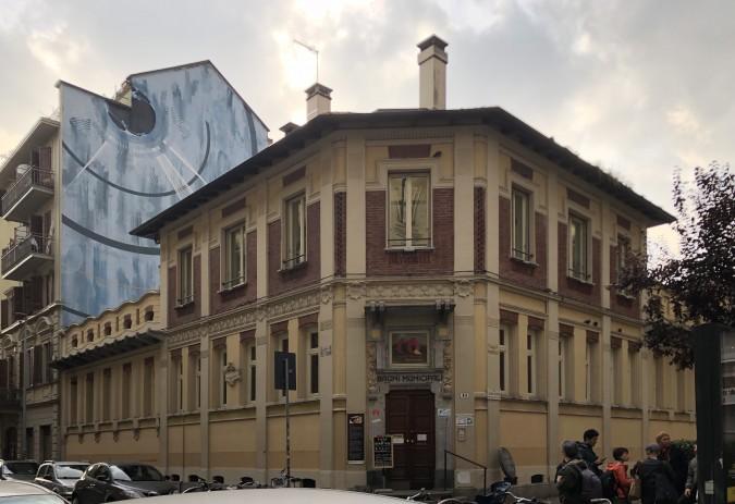 0936.トリノ地区の家サンサルバリオ(イタリア)